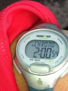 A 9 minute PR Austin 2013 3M Half Marathon. Proof that CrossFit works!