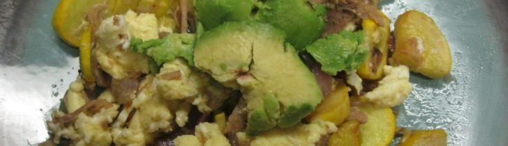 Top with fresh avocado and now you a Breakfast for Paleo Kings