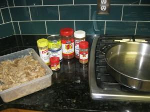 Carnitas Leftover Ingredients