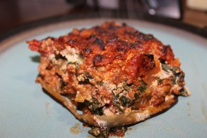 Do you really think this looks like a Paleo lasagna?