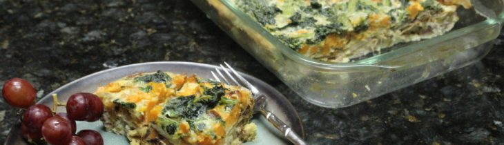 How amazing does this casserole look? Best part is it is easy to make and delicious!