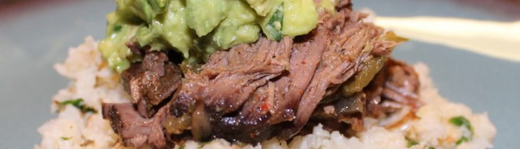 The things that matter to me...MY FAMILY and healthy food that fuel MY FAMILY like this amazing Paleo Crock Pot Beef Fajita dish