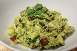 Cant stop posting pictures of my Paleo Avocado Chicken Salad. It is THAT good