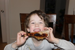 It is not often you find children who love to eat meat off the bone. My boys love it!