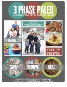 3 Phase Paleo eBook by the AMAZING Paleo Parents