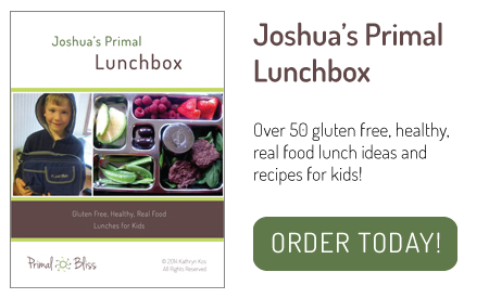 Joshua's Primal Lunchbox
