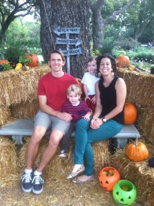 Family Halloween Picture 2012