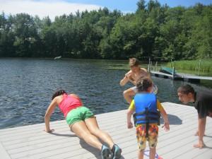 Lake Sunappe Family WOD