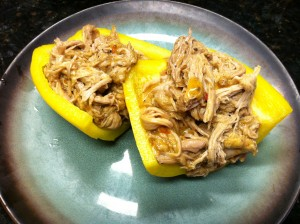 My Paleo version of the healthy pulled pork sliders