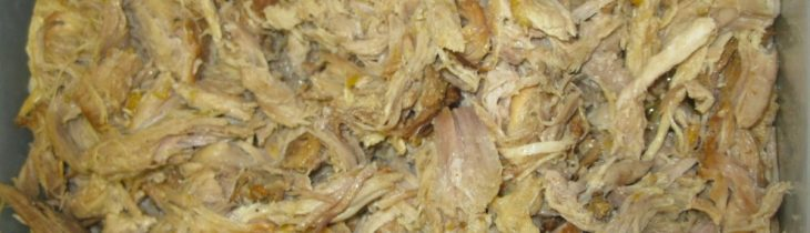 pork shoulder shredded